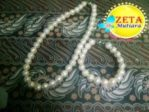 Pearl Necklace Full (White)