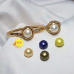 Pearl Bracelet and Ring
